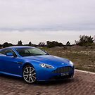 Aston Martin V8 Vantage S by Jan Glovac Photography