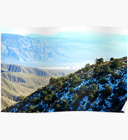 Snow Capped and Desert Sand All in One Poster