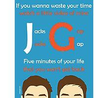 JacksGap Theme Song Photographic Print