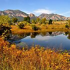 Colorado in September   by Pamela Hubbard