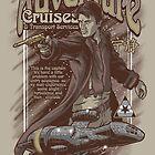 Adventure Cruises Parody by cs3ink