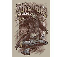 Adventure Cruises Parody Photographic Print