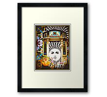 Cinderella Syndrome Framed Print