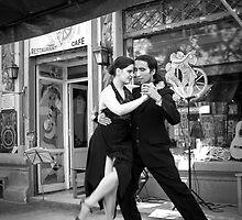 Dancing Tango by Freelancer