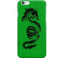 Green Dragon iPhone Case/Skin