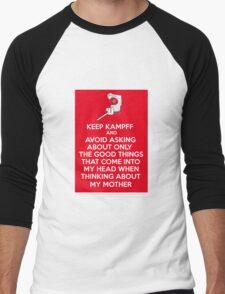 Keep Kamppf Men's Baseball ¾ T-Shirt