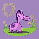 L. Horse by cudatron