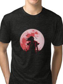 Alucard - True Vampire Tri-blend T-Shirt
