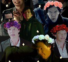 Sherlock in season three by FrankkieC