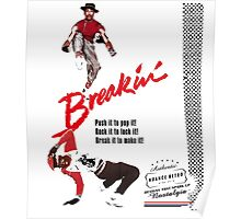 Breakin' Retro  Poster