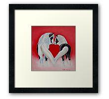 Gypsy Love Framed Print