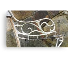 Wrought Arm Canvas Print