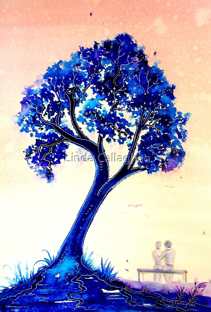 The Tree Seat by Linda Callaghan