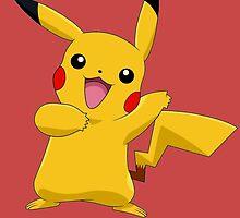Pikachu by ddsoliveira