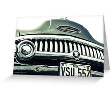 1953 Buick Greeting Card