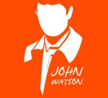 John Watson Tee by KitsuneDesigns