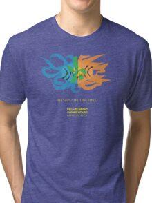 Pro-Bending Championships Tri-blend T-Shirt