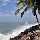 Sea shore by AravindTeki
