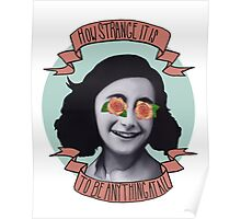 Communist Daughter Poster