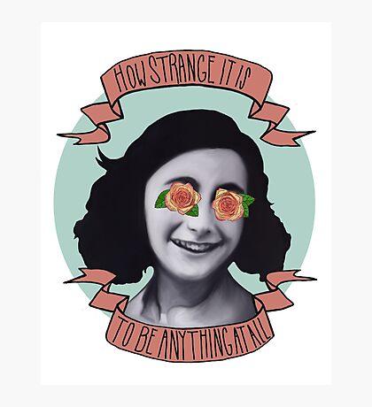 Communist Daughter Photographic Print