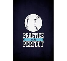 Practice Makes Perfect Photographic Print