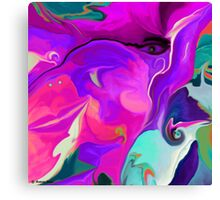 Abstract 51- wall art + Clothing+Products Design Canvas Print