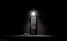 Workshop Light ~ Perenjori Railyard by Pene Stevens
