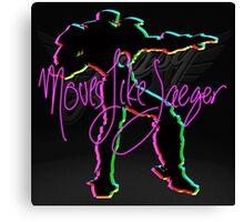 Moves Like Jaeger Canvas Print
