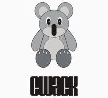 Koala Cwack by Dluhrsen