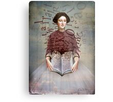 The Storybook Metal Print