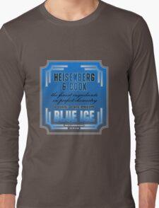 Blue Ice (Breaking Bad) Long Sleeve T-Shirt