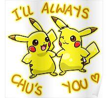 pokemon pikachu Poster