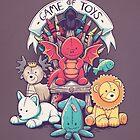 Game Of Toys by victorsbeard