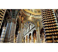 Duomo, Siena Photographic Print