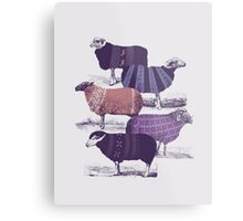 Cool Sweaters Metal Print