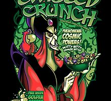 Twisted Crunch! by Gilles Bone