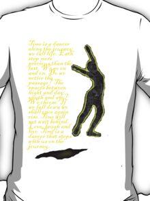 Time is a Dancer Tee T-Shirt