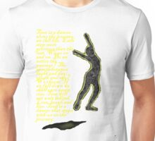 Time is a Dancer Tee Unisex T-Shirt