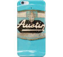 austin A50 iPhone Case/Skin