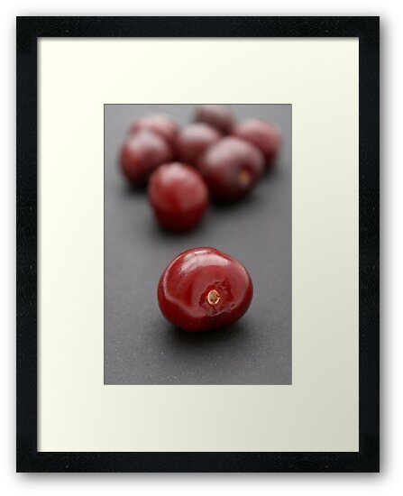 Cherries by Jeanne Horak-Druiff