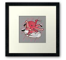 Nacho Sushi Framed Print