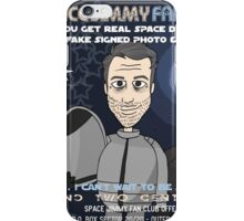 Space Jimmy Significant Mother music video - Comic Book scene iPhone Case/Skin