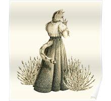 Victorian Cat Series 04 Poster