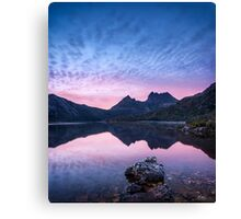 A Blush of Dawn Canvas Print