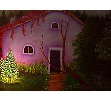 Christmas home Photographic Print