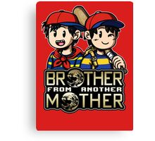 Another MOTHER - Ness & Ninten Canvas Print