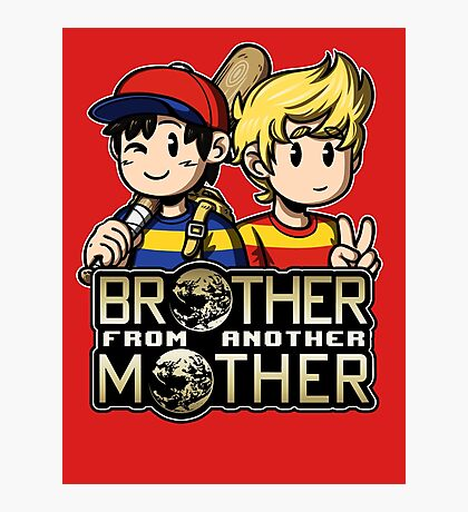 Another MOTHER - Ness & Lucas Photographic Print
