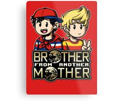 Another MOTHER - Ninten & Lucas (alt) Metal Print