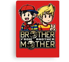 Another MOTHER - Ninten & Lucas Canvas Print