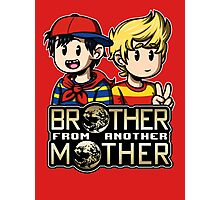 Another MOTHER - Ninten & Lucas Photographic Print